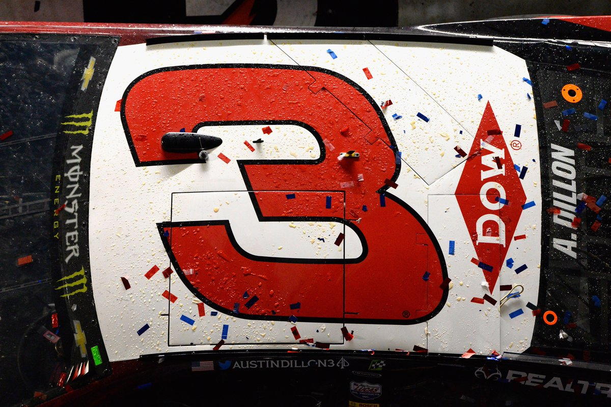 It's the 3rd of the month, which means we're giving away another @austindillon3 autographed item!   RETWEET for your chance to win! We'll pick a winner on Monday at 10:00 am ET!