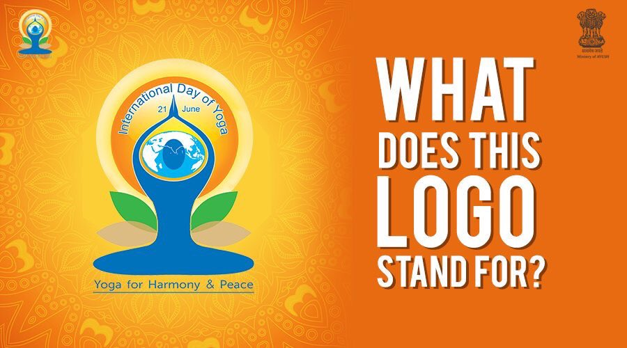 Indian Social Club On Twitter What Does The Idy2018 Logo
