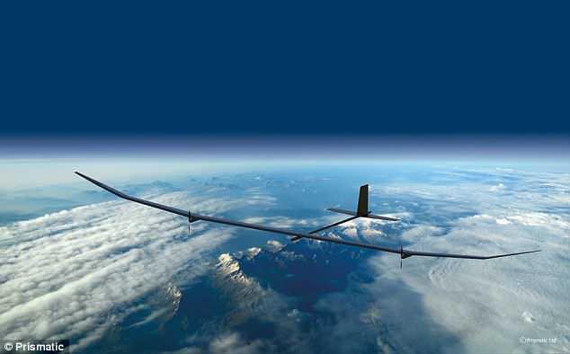 شركات بريطانية تكشف عن طائرة  PHASA-35 UAV المسيره DcRtuaZWsAAP3bX