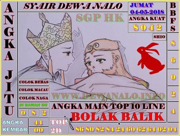 Syair Dewa Nalo