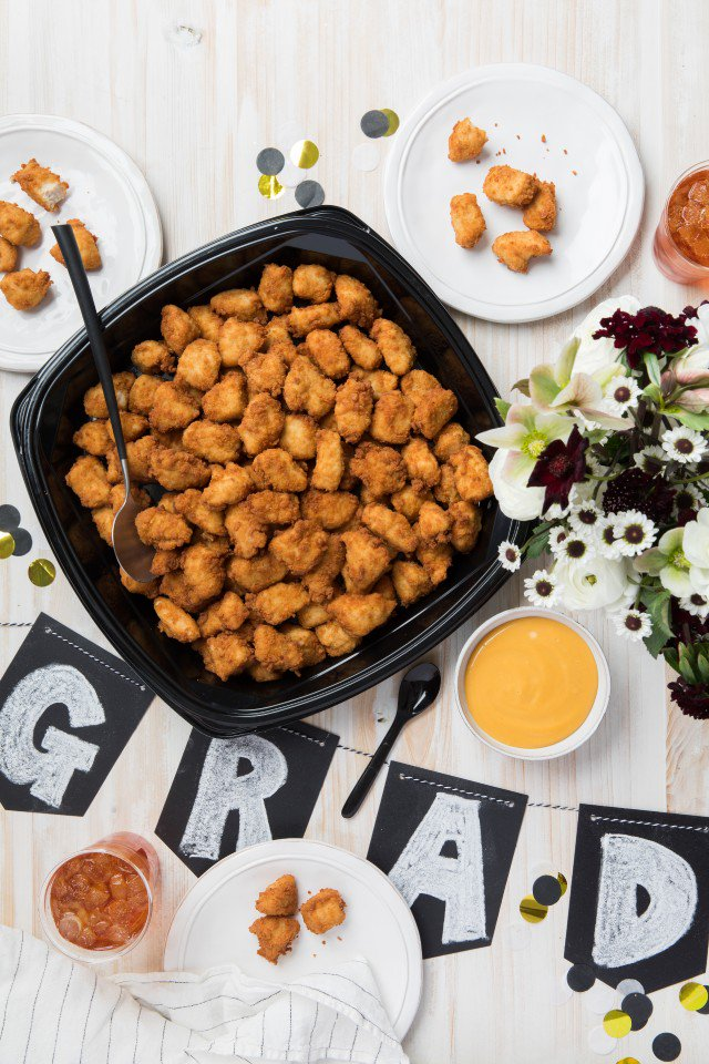 It's #graduation season! Contact us for catering rates for the graduate in your life. 🎓#EatMorChikin #CFACaters https://t.co/EMfCewgPsF