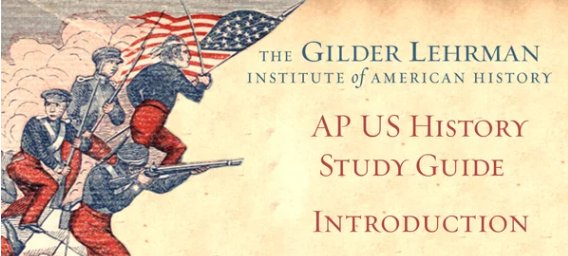 The Gilder Lehrman Institute of American History on Twitter: