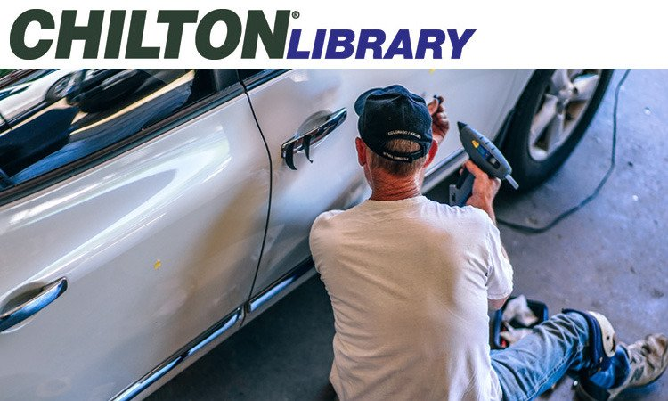 chilton manual online library