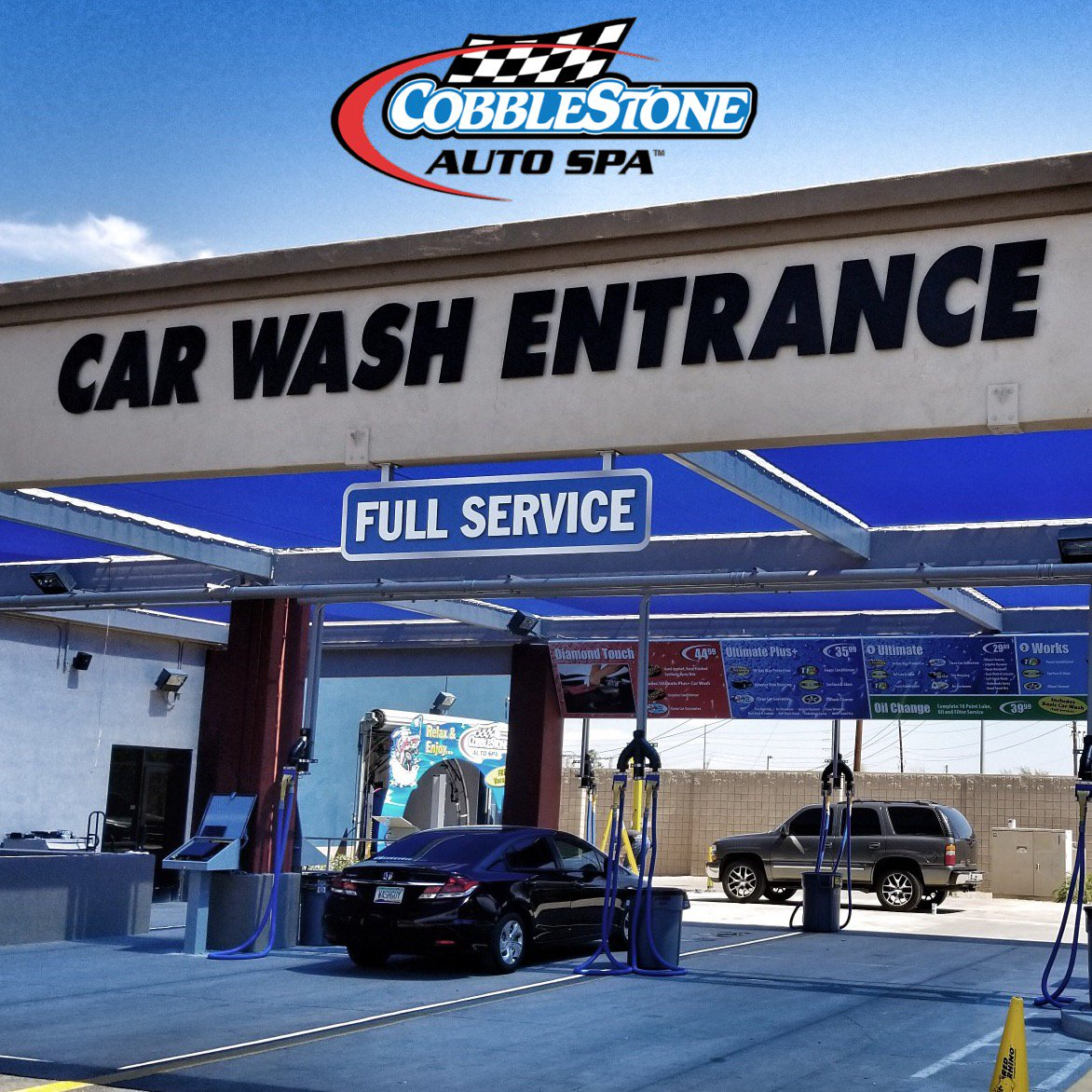 Cobblestone Auto Spa on Twitter: