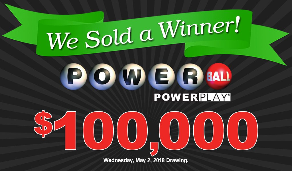 Pennsylvania Lottery On Twitter A 100 000 Winning Powerball With