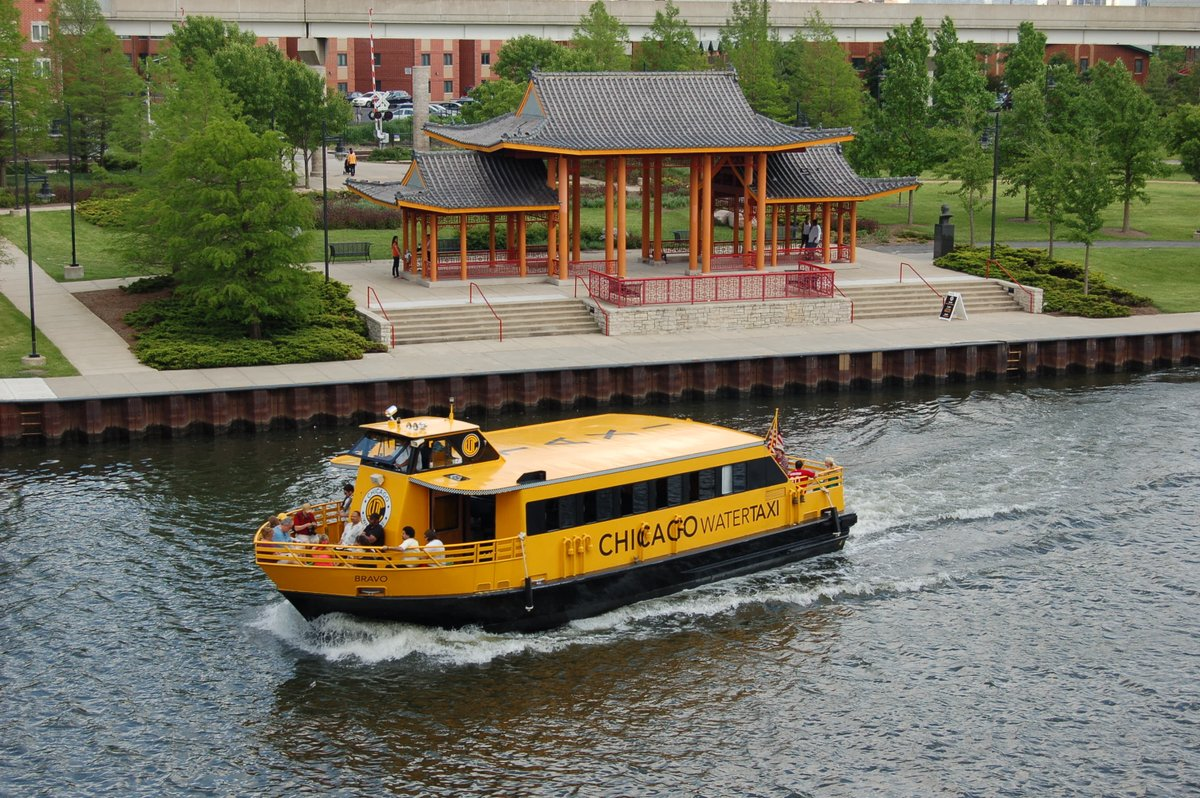 Image result for chinatown water taxi