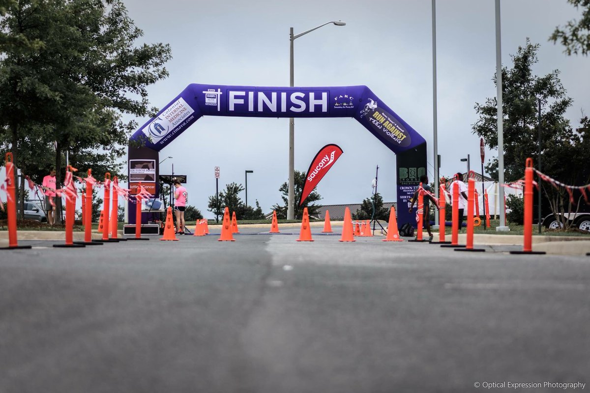 Will you get to see this view as you finish the race in 45 days? Get signed up today! Join us for 7th Annual Battling Cancer Race on Sunday June 17th! The 5K is race #6 in the @RunFARC 2018 Coldwell Banker Elite Grand Prix Race Series. <br>http://pic.twitter.com/9YqjB4guEC