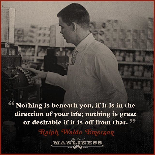 Art Of Manliness On Twitter A Good Rule Of Thumb For Evaluating