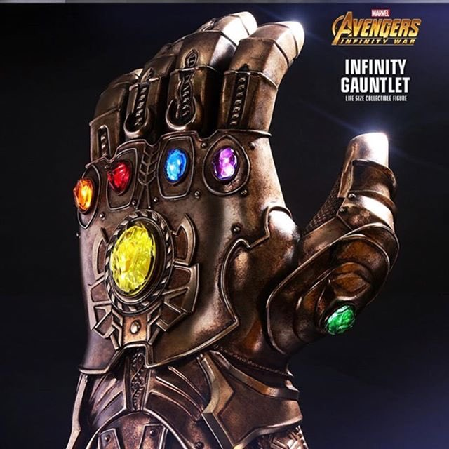 infinity gauntlet made check - 640×640