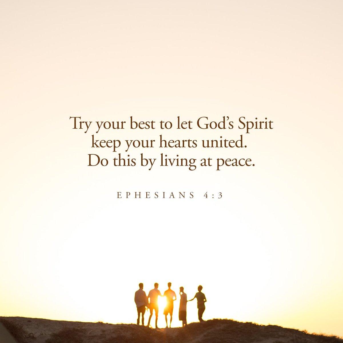 Does god bring people together