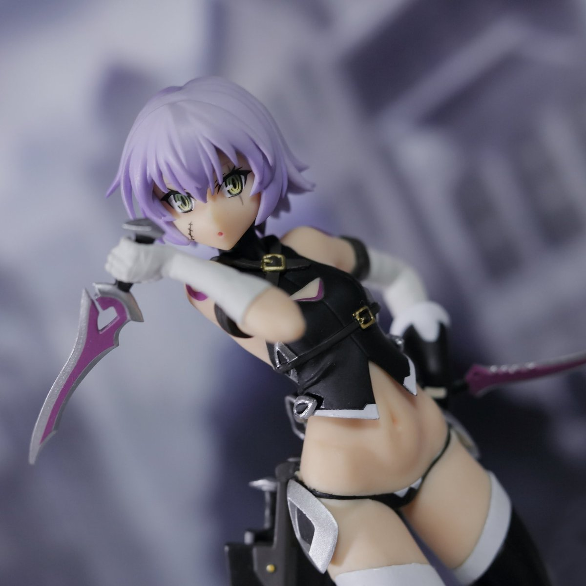 TAITO Fate//Apocrypha Assassin of Black Jack the Ripper Figure from JAPAN NEW