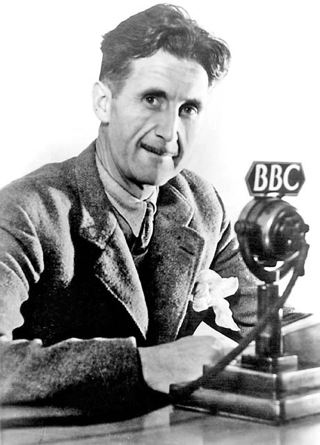 a biography of george orwell or eric arthur blair Eric arthur blair, author of such famous books as nineteen eighty-four and animal farm among many others, used the name george orwell for his books from the linked wikipedia page (cited to voorhees, the paradox of george orwell): the pen name george orwell was inspired by the river orwell in the english county of suffolk.
