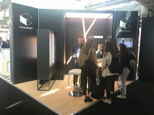 Cooledge Lighting On Twitter We Had A Great Time Exhibiting With Atriumltd At Retail Design Expo London Was Great To Meet So Many People In The Industry And We Loved Our Booth