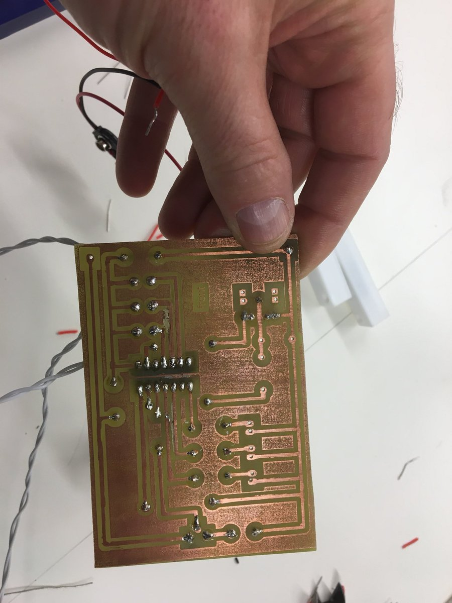 Utc Leeds On Twitter Engineering News A Printed Circuit Board Etching Boards Made By One Of Our Year 11 Students Using Chemical Just Another Set Skills You Could Pick Up At