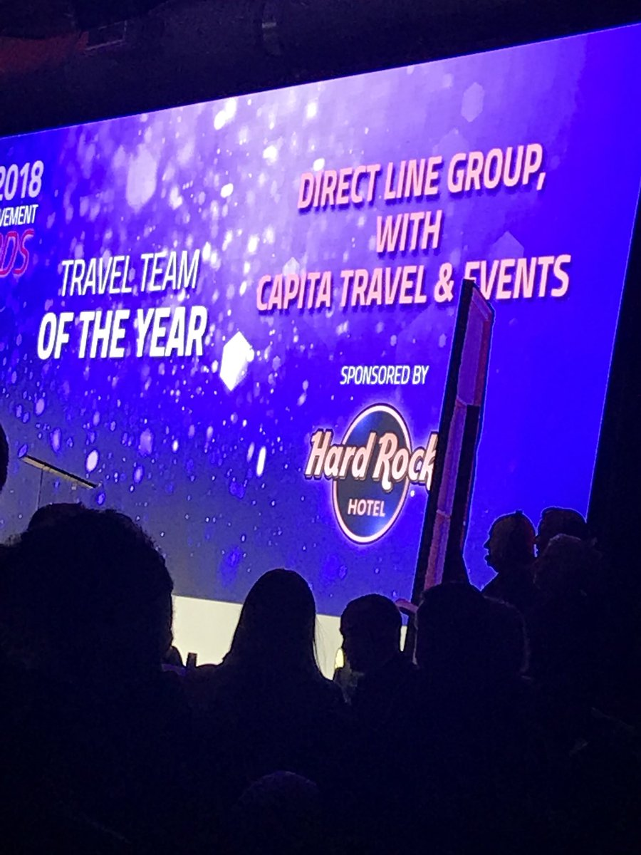 Congratulations to the @CTEPartners Direct Line team!!! @ITMtweets tonight!!! Travel team of the year #ITMconference <br>http://pic.twitter.com/IJMnlrwdVV