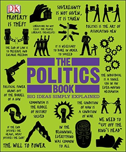 Did you get the latest @BookBub email featuring The Politics Book for only $2.99? Buy at your favorite e-retailer. bit.ly/politicsbook #bigideasseries #ebook #bigideas #thepoliticsbook #politics
