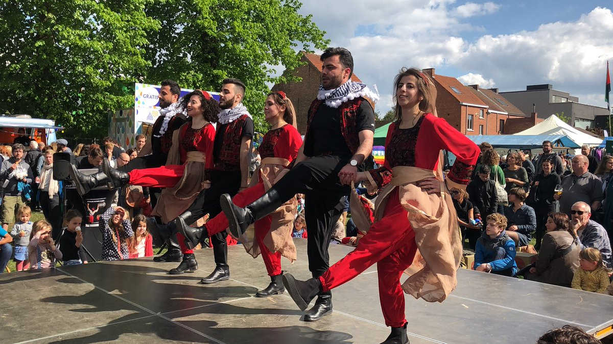 Dabke The Dance