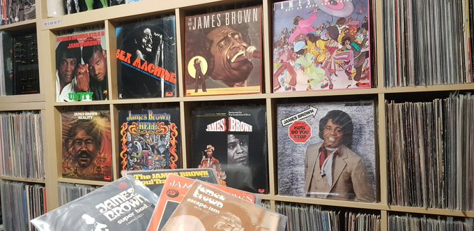 Happy BDay Mr Dynamite  JAMES BROWN Thank you for you music