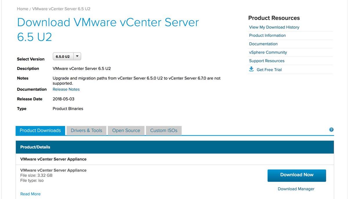 vmware 6 5 documentation
