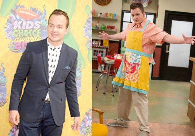 Happy 22nd Birthday to Noah Munck! The actor who played Gibby in iCarly.