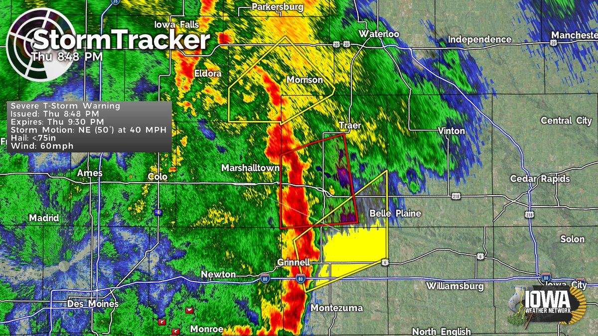 Iowa Weather Network on Twitter: