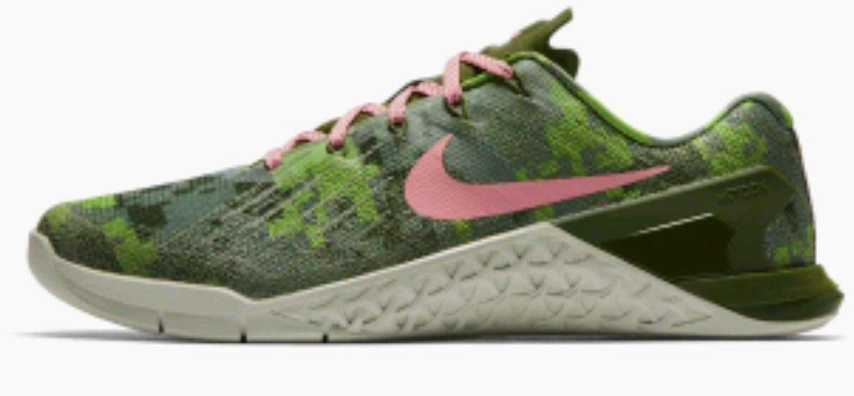 WOMENS NIKE METCON 3 AMP LEGION GREEN TRAINING SHOEShttps://www.ebay.com/itm/233399602947?var=&ssPageName=STRK:MESELX:IT&_trksid=p3984.m1555.l2649… #sneakerheads #sneakers #kicks  #weightlifting  #metcon #sneakerfreak #kotd #KicksOnFire #crossfit #fitnessaddict #fitness #gymlife #athleisure #tokyo2020 #Christmas