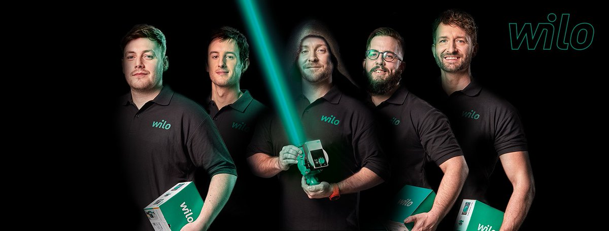 #maytheforthbewithyou - The force runs strong with these ones... @Installermag @phpi #StarWarsDay