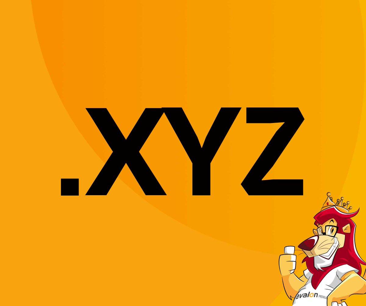 .XYZ ekstenzije domena sve su popularnije  #xyz #domainnames https://t.co/gCASV3lNyW https://t.co/oMUdAuPcUA