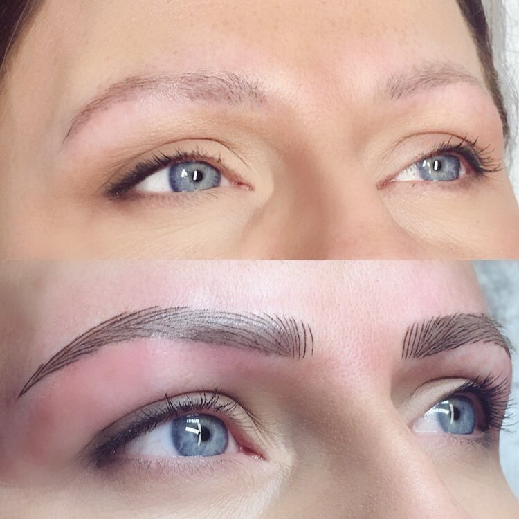 Victoria Adams On Twitter Hairstroke Brows Adds Definition With