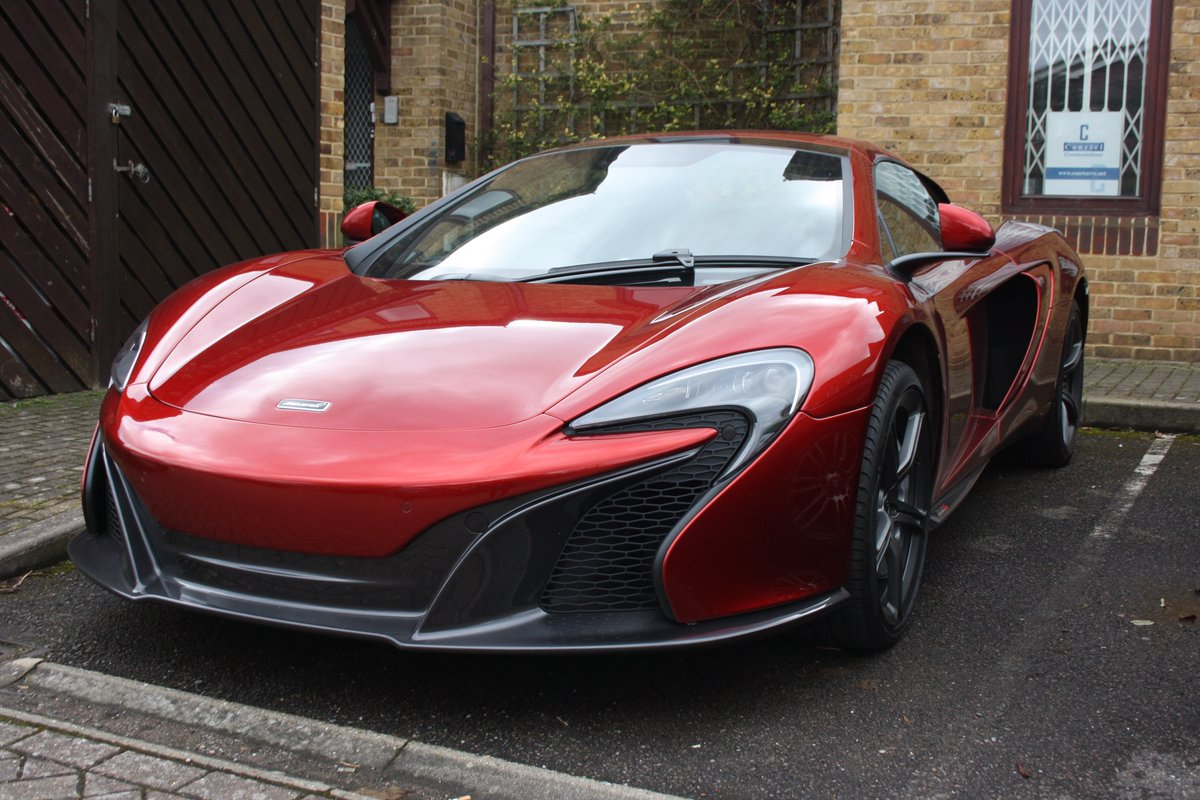 Scuderia Car Parts On Twitter We Upgraded This Mclaren 650s S