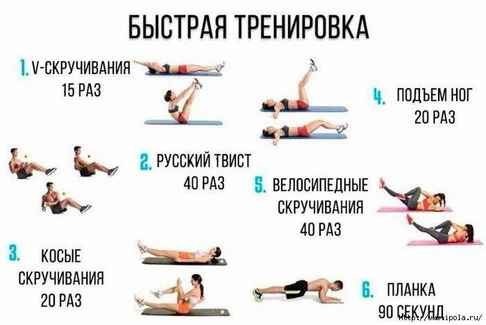 Фитнес Программа Быстрого Похудения. Каким фитнесом лучше всего заниматься дома для похудения: упражнения, занятия, тренировки