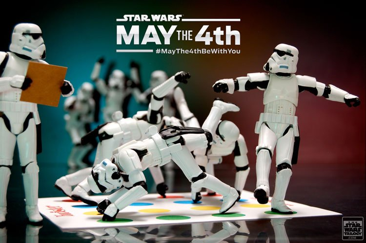 Happy Star Wars Day!!!!