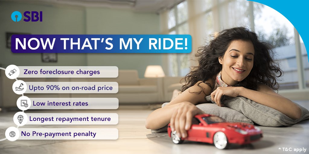 Sbi S New Car Loan Scheme Check Interest Rates Charges Maximum