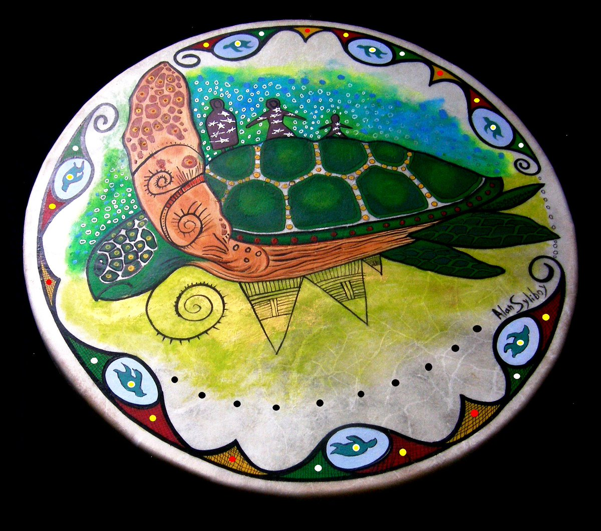 Alan Syliboy On Twitter The Daily Drum We Close Out The Week With