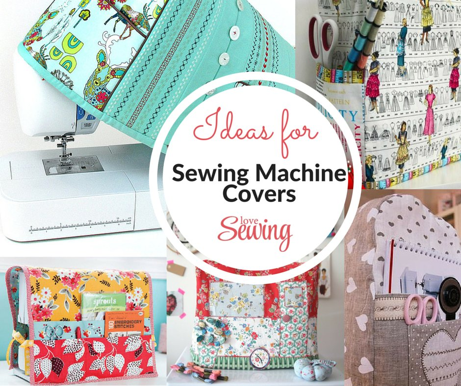 Love Sewing On Twitter Sewing Machine Cover Pattern Ideas Make