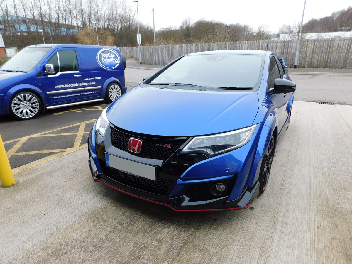 Top Car Detailing On Twitter Here Is The Honda Civic Coated In GtechniqUK Crystal Serum 2 Years And Still Looks Part Cars