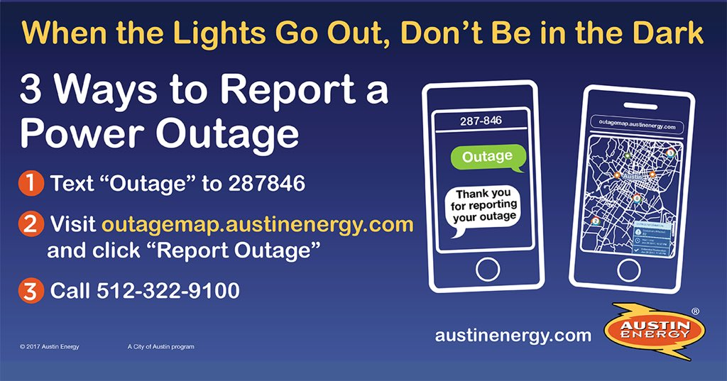austin energy on twitter when storms roll into austin it s always