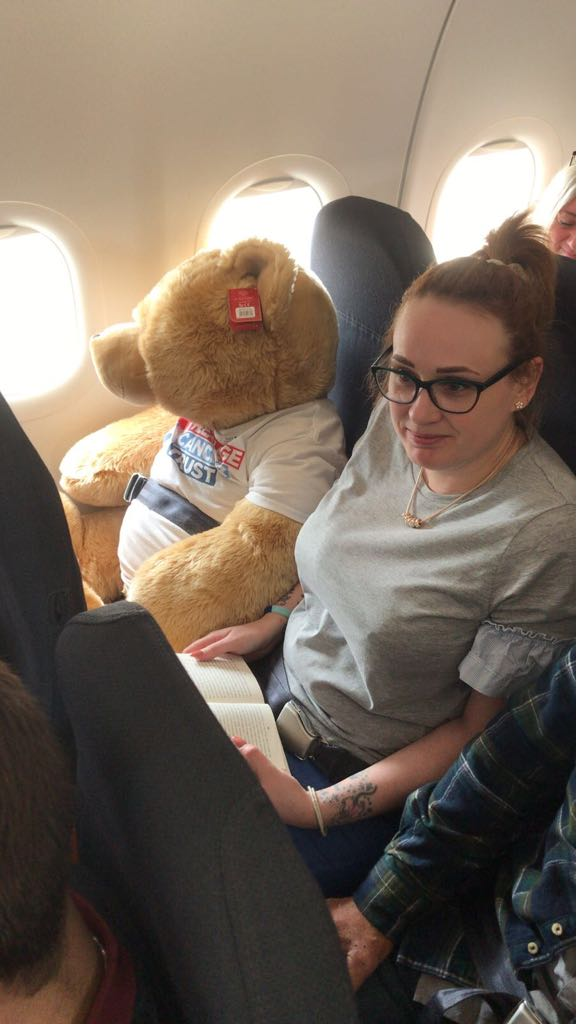 Thank you to all our delegates for making this Conference one of the best ones yet! We hope you leave with plenty of new insights and lots of new connections/friends.  Vern, the big cuddly teddy bear, is on his way to his lucky new home! #ITMtweets #itmconference <br>http://pic.twitter.com/VmPwIvmUMu