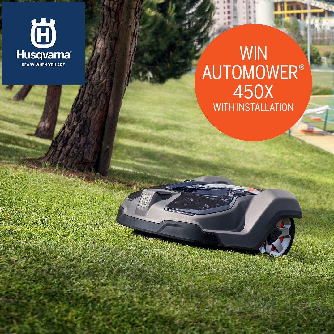 Husqvarna UK on Twitter: