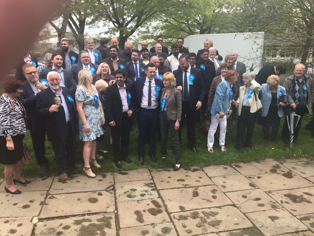 Tories may investigate councillor reinstated for Pendle election, says Greg Clark