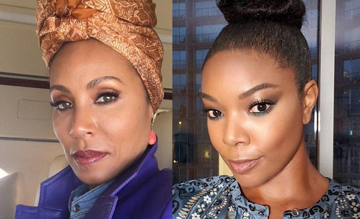 After Discussing 17 Year Fued with Jada Pinkett-Smith, Gabrielle Union Admits Where Their Relationship Is Now
