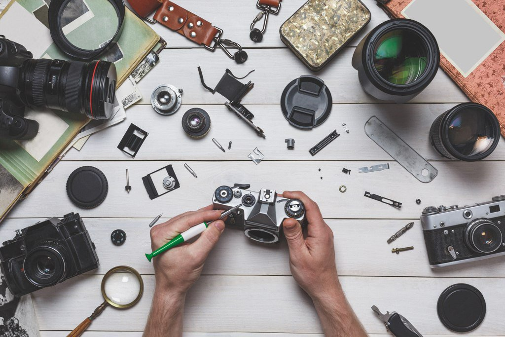 ремонт фототехники ростов на дону дневного света