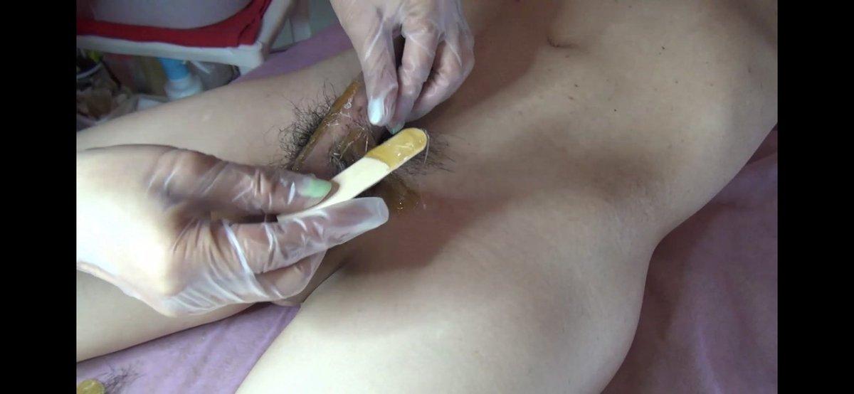 射精 ブラジリアン ワックス