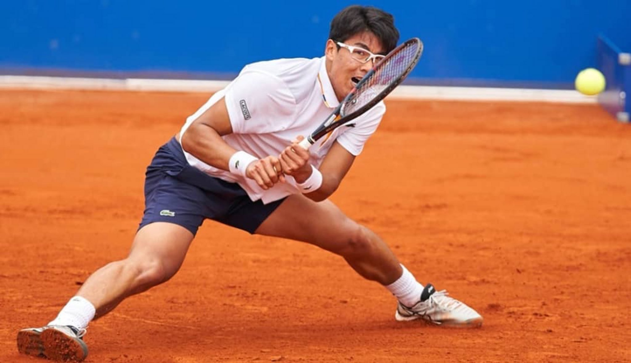 hyeon chung asics tennis shoes 2018