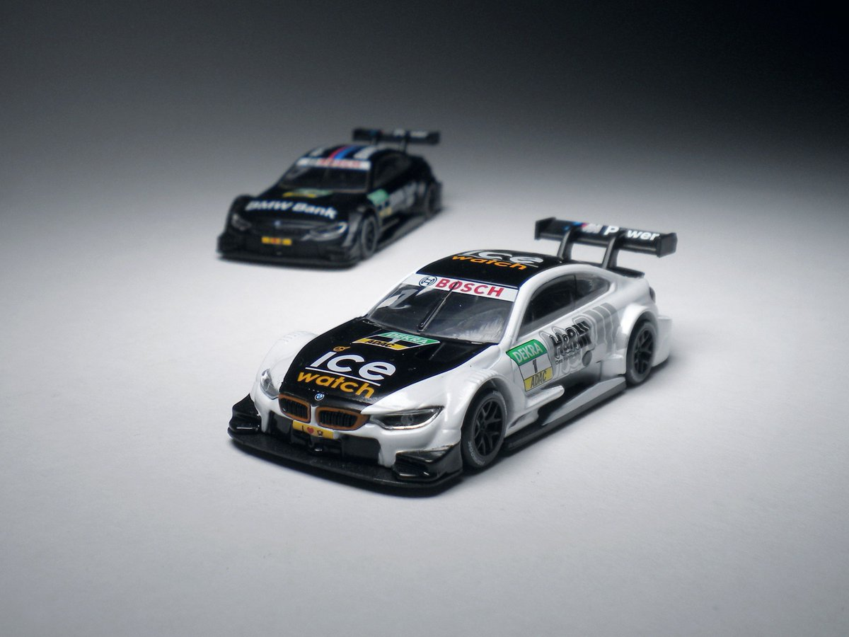 Apoks Miniatures On Twitter Promotional 164 Bmw M4 Dtm Cars