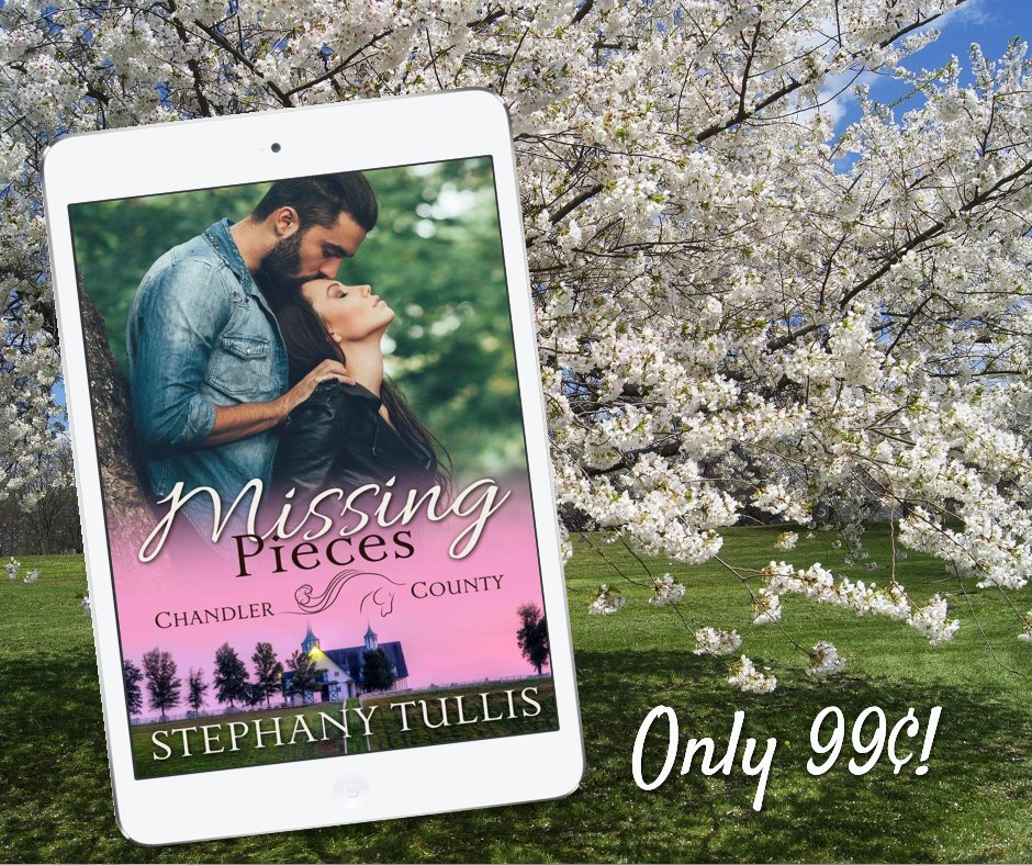 MISSING PIECES A Chandler County Novel StephanyTullis Can She Trust Him He Her They Together Find The Missing Pieces