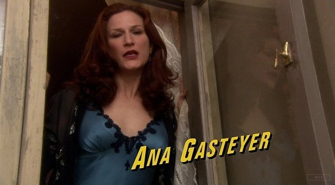 Ana Gasteyer turns 51 today, happy birthday! What movie is it? 5 min to answer!