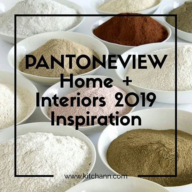 Ann Porter On Twitter Natural Inspiration Is Part Of The Pantone View Home Interiors 2019 Cherish Palette See The Blog For More Inspiration Colortrends2019 Natural Https T Co Uoiggwvu1u Https T Co Vhtl9qy0wj