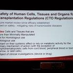 Image for the Tweet beginning: Snapshot of @HealthCanadaca regulations for