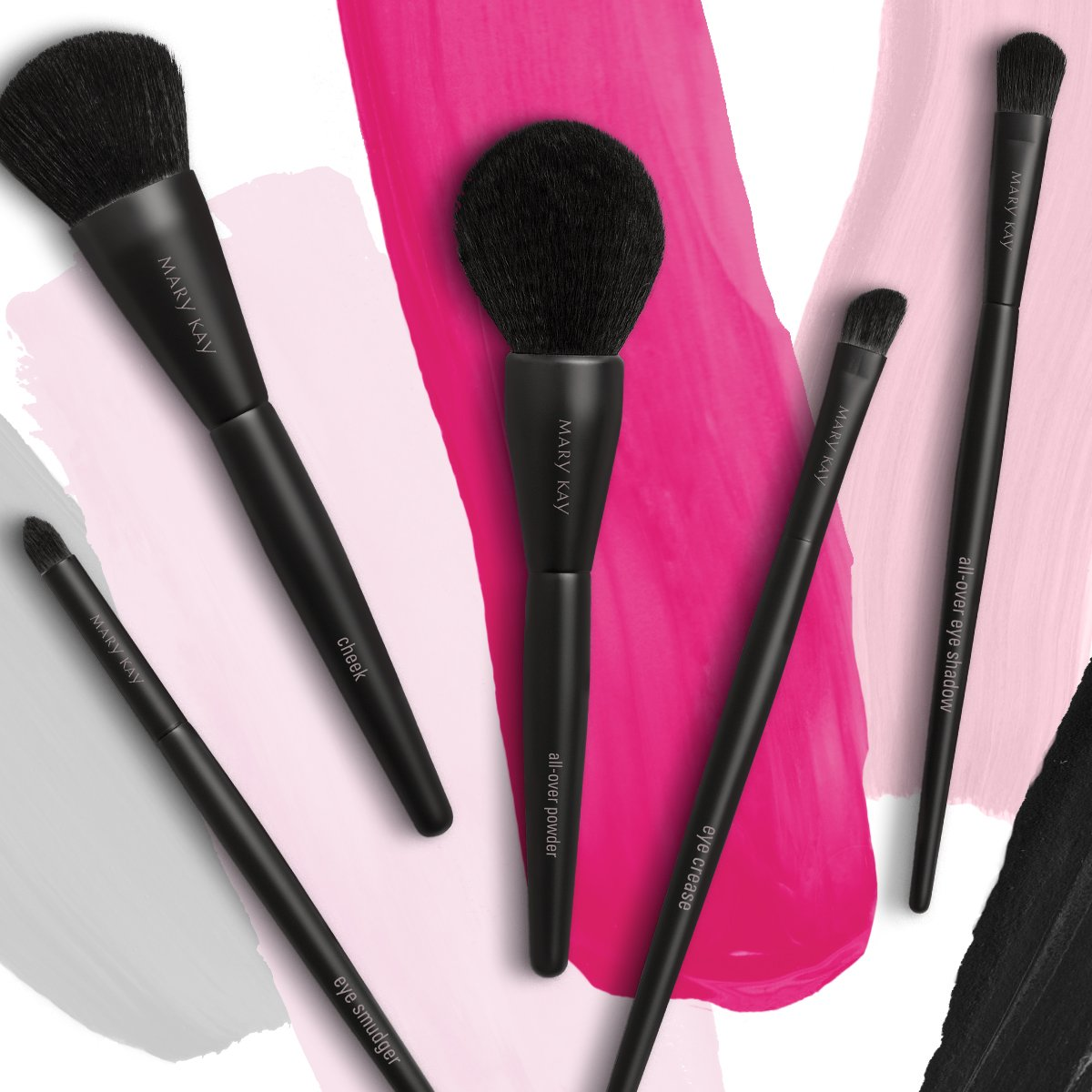 The New Marykay Makeup Brushes Feature
